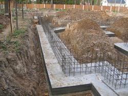 Строительство фундамента под ключ. Дзержинские строители.