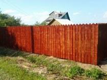 строить забор, ограждение город Дзержинск