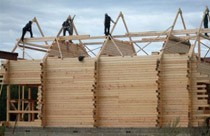 строительство домов из бруса в Дзержинске