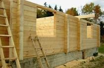 строительство домов из бревен Дзержинск