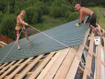 строительные работы крыши