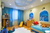 Ремонт и отделка детской комнаты в Дзержинске
