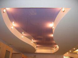 Ремонт и отделка потолков в Дзержинске. Натяжные потолки, пластиковые потолки, навесные потолки, потолки из гипсокартона монтаж