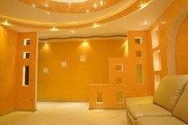 Ремонт стен в Дзержинске. Нами выполняется ремонт стен в городе Дзержинск и пригороде