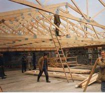 Строительство крыш в Дзержинске и пригороде