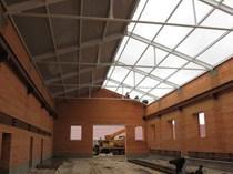Строительство складов в Дзержинске и пригороде